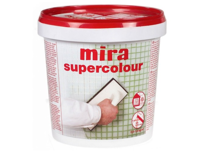 Затирка Мira supercolour 190 (1,2кг)