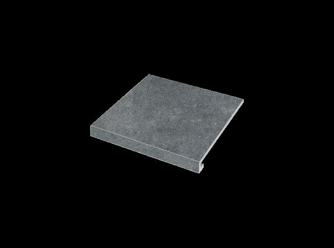Сходинка П-под. Concrete 345x300x35x10.2 nero SZRXRM9RC
