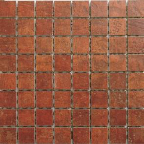Мозаїка COTTO CLASSICO 32,5x32,5 ROSSO MQAX22