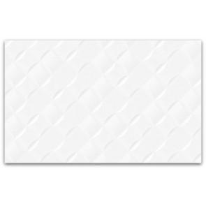 Плитка стіна Relax 25x40 білий