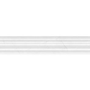 Фриз Absolute 30х6 білий Г20371