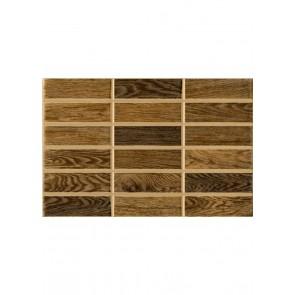Плитка стіна Madera 23x35 коричневий темний