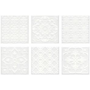 Плитка стіна Суррей 20х20 білий