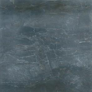 Плитка керамограніт Октавіан 60х60 лаппатірованний чорний
