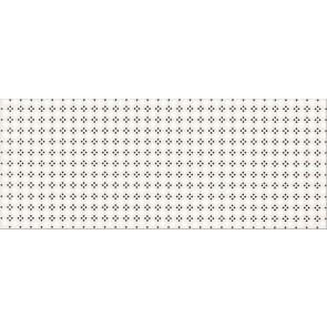 Декор Black and White 20x50 патерн А