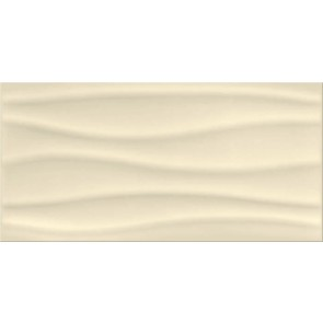 Плитка стіна Sweet Dreams 29,7x60 beige glossy wave