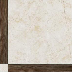 Плитка підлога SHATTO 43x43 коричневий
