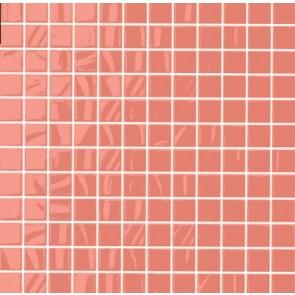 Мозаїка Темарі 29.8х.29.8 кораловий