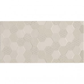 Плитка Стена Grafen Hexagon Beige 30х60