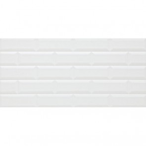 Плитка Стена Millenium белый 30х60