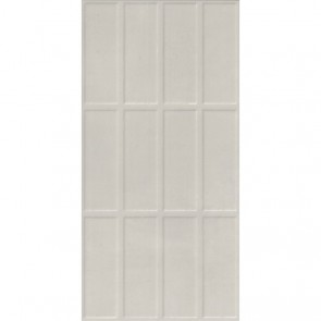 Плитка Стена Vivien Bone Brick Decor  Rectified 30x60