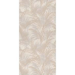 Плитка Тропикаль листья обрезной 30х60х9 беж