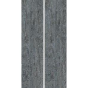 Плитка підлога Поджио 20х80 сірий обрізний