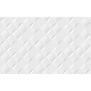 Плитка стіна Gortenzia 25x40 white