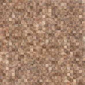 Плитка підлога Royal Garden 42x42 brown