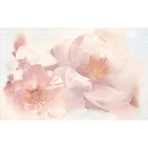 Декор Violeta 25х40 квітка