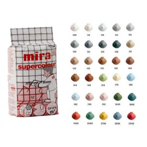 Затирка Мira supercolour 123 (1,2кг)
