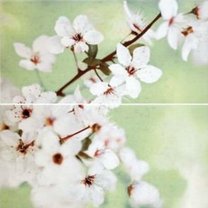 Декор Early Spring 59.4x60 panno flower (з 2-х шт)