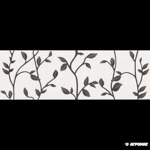 Декор Opoczno Winter Vine WHITE INSERTO FLORAL 29х89