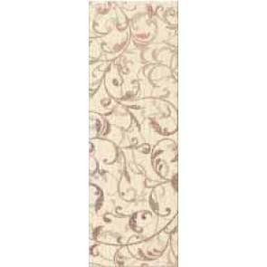 Фриз Zebrano 14,9х45 орнамент крем