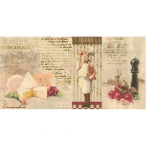 Декор OLD PROVENCE INSERTO CHEESE 29.7X60