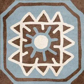 Декор AFRICA  MIX №9 18.6х18.6