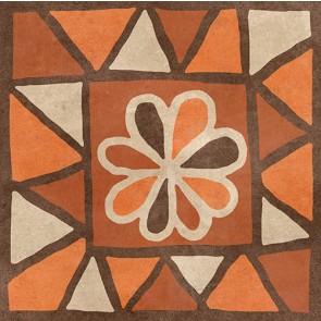 Декор AFRICA  MIX №4 18.6х18.6