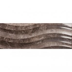 Плитка стена  RLV. Siena NOCE 25x70