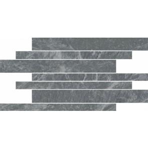 Мозаїка Yakara 22.2х44.6 grey mosaic