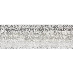 Декор Mirror Grey Inserto Geo 25 X 75