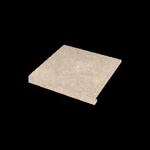 Сходинка П-под. пряма Concrete 345x300x35x10.2 sabbia SZRXRM3RC