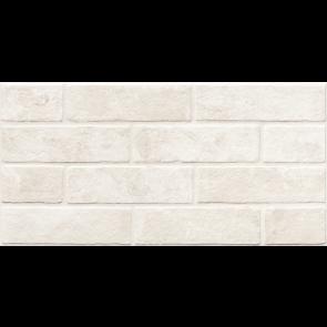Плитка керамограніт Brickstone 30x60 white ZNXBS1