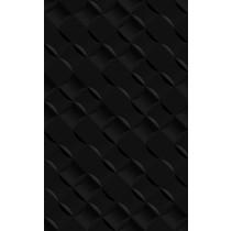 Плитка стіна Relax Aura 25x40 чорний