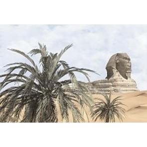 Декор Luxor 20x30 - 1 голубой