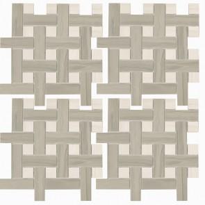 Мозаика MARMO ACERO 30x30 BARDIGLIO MMCXMA81
