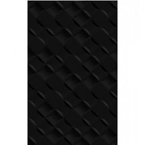 Плитка стена Relax Aura 25x40 черный