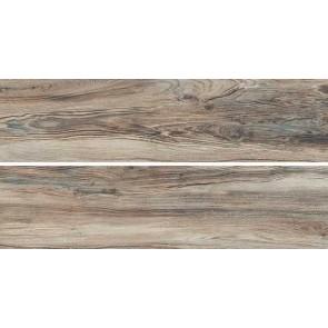 Плитка керамогранит Дувр 20х80 коричневый
