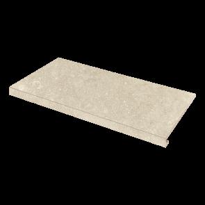 Ступень П-обр. прямая Ca' Di Pietra 345x600x35x10.2 beige SZRXPZ3RR