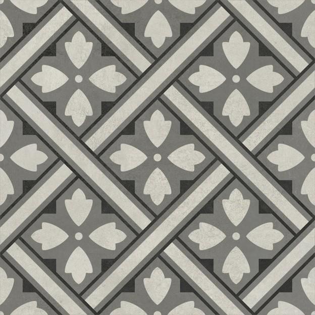 Плитка пол LAURENT MIX 3 18.6х18.6